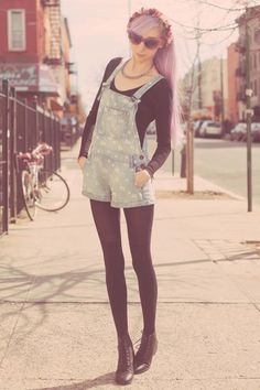 Light-blue-overalls-free-people-romper-silver-collar-free-people-necklace_400