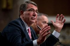 Pentagon chief to break silence on nukes Defense Secretary Ash Carter doesn't speak publicly about nuclear issues, but that will end on Monday.'Force of the future' »
