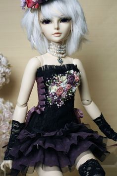 Japanese Ball Jointed Dolls | Asian ball jointed dolls | The Roses Couture