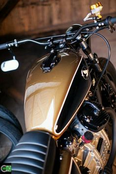 Honda CX500 #caferacer discover #motomood