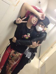 Mitsuki(Kiryu) Hayato(Codomo Dragon)