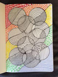 Zentangles, Virgo, Teaching, Drawings, Design, Therapy, Dibujo, Arts Plastiques, Visual Arts