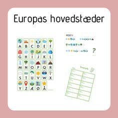 Brain-breaks – Skolelærerlife Brain Breaks, Periodic Table, Words, Periodic Table Chart, Brain Games, Horse
