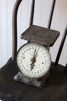 Vintage Farmhouse Scales by forgottenPLUM