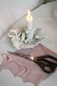bardoczeva: Kézzel készített textil rózsa + tutorial!
