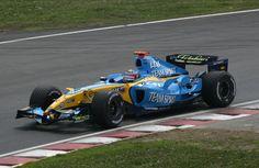 2005 Renault R25 (Fernando Alonso)