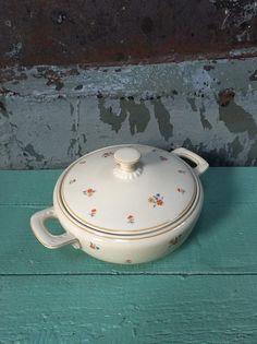 Vintage Terrinen - Vintage Suppenterrine - ein Designerstück von madeathome bei DaWanda