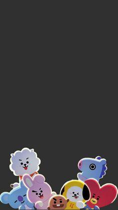 #BTS #BT21 #Jin #Suga #RM #JHOPE #Jimin #V #Jungkook #RJ #Shooky #Koya #Mang #Chimmy #Tata #Cooky Army Wallpaper, Bts Wallpaper, Photo Background App, Bts Taehyung, Bts Jimin, Bts Cute, Bts Backgrounds, Blackpink And Bts, Bts Drawings