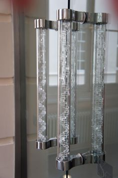 DNA doorhandles by BFF Architects and Izé...VIA BRAINPICKINGS