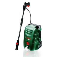 Bosch AQT 33-10 Home and Car Washer assist you to give your car a satisfying wash. The product is synonymous for quality and high performance. The pump has strong built which also assure longevity of the car washer, Power Rating- 1.7 HP and 1.3 KW, Max. Pressure 100 Bar, Flow Rate- 5.5 LPM, Packaging Unit-1, Warranty- As per manufacturer's warranty policy.