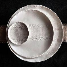 Earth and Baker- Hessian Highway trio. #hessian #pottery #ceramics…