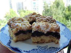 Ciasto kruche z jagodami Muffin, Breakfast, Cake, Sweet, Food, Kuchen, Morning Coffee, Candy, Essen