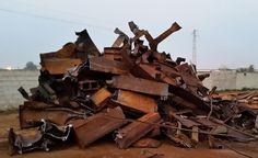 CSA S.r.l. si occupa della lavorazione e commercio rottami metallici.  www.csa-srl.it #rottamimetallici