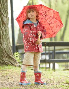 Kids Boots, Rain Boots, Rain Gear, Cool Designs, Bones, Children, It's Raining, Red