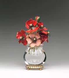 House of Carl Faberge, Imperial Anemones, 1899-1908