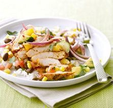 WW Recipes - Southwest Chicken Skillet there are a ton of weight watcher recipes on this site:)