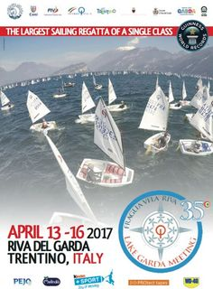 35° Lake Garda Meeting Optimist a Riva del Garda  http://www.panesalamina.com/2017/54763-35-lake-garda-meeting-optimist-a-riva-del-garda.html