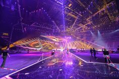 #Eurovision Stage