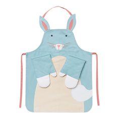 Delantal con manoplas Mini Home - El Corte Inglés Rabbit