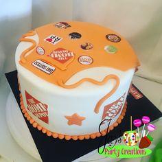Home Depot Cake