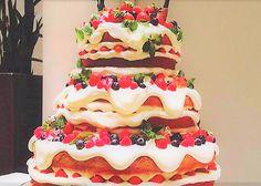 披露宴で出したい*ゲストもビックリする変わったウェディングケーキのデザイン