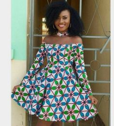 The complete pictures of latest ankara short gown styles of 2018 you've been searching for. These short ankara gown styles of 2018 are beautiful African Fashion Ankara, African Fashion Designers, Latest African Fashion Dresses, African Inspired Fashion, African Print Dresses, African Print Fashion, Africa Fashion, African Prints, African Fabric