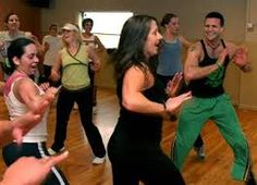 If you've never tried a Zumba dance class, go for it! It promises to be a happy, hip-shaking adventure!