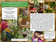 Caterpillars and Snails and Sustainability . that's what Learning Stories are… Reggio Emilia, Sorting Activities, Toddler Activities, Toddler Reading Nooks, Learning Stories Examples, Starting Kindergarten, Preschool Schedule, Toddler Potty Training, Family Day Care