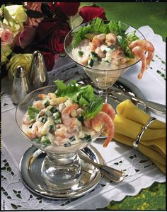 The best Prawn cocktail recipe you will ever find. Welcome to RecipesPlus, your premier destination for delicious and dreamy food inspiration. Prawn Salad, Prawn Shrimp, Cocktail Recipes, Cocktails, Creamed Cucumbers, Prawn Cocktail, Food Inspiration, Christmas Inspiration, Potato Salad