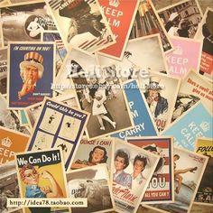 Lot of 32 Postcards Vintage World War 2 II ww2 WWII postcard old time Post Cards #Vintage