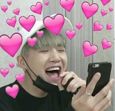 Me while watching Bts