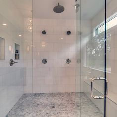 Shower Tile Ideas - Custom Farmhouse Bathroom Design by Jason Skadsen of TileBuys. #tile #tiles #showertile #showertileideas #decor #luxurybathroom #renovation #bathroomideas #bathroomtile #hexagontile #showerdesign #bathroomdesign #bathroomideas #tileideas #tileinspiration #white #whitemarble #whitemarbletile #homebuilding #tileinsporation #tileideas #bathroomreno #tiledesign #marble #white #bathroom #walltile #tileshower #interiordesign #masterbathroom #farmhouse