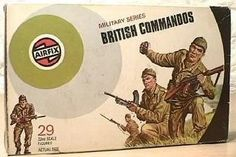 {In search of kids toy tips? 70s Toys, Retro Toys, Vintage Toys, Childhood Toys, Childhood Memories, British Commandos, Airfix Models, Lectures, Toy Soldiers