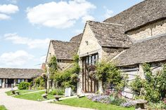 The Great Tythe Barn in Tetbury by Bigeye Photography
