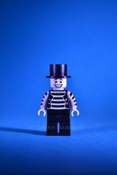 Top Hat Mime by Joyous Exuberant, via Flickr