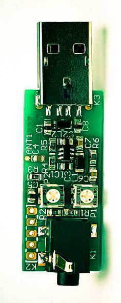 USB to FM transmitter circuit