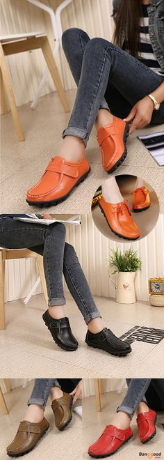 US$24.99+Free shipping.Summer Shoes, Women Flat Shoes, Shoes Flats, Women Fashion Casual, Women Fashion for Summer. Love retro style, casual, outdoor, comfortable. Heel Height: 3cm. Platform Height: 3cm. Color: Black, Orange, White, Khaki, Wine Red.