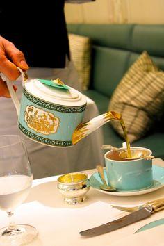 Tea at Fortnum & Mason | London