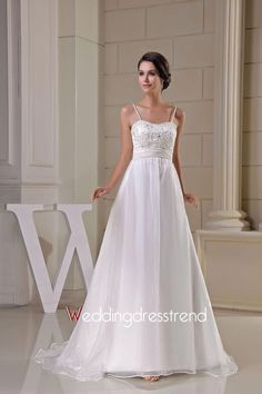 a0293e13b91 I like this. Do you think I should buy it  Wedding Dresses With Straps