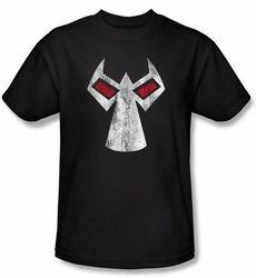 Sons of Gotham JLA Shirt XL Electric Chair Adult Ringer T