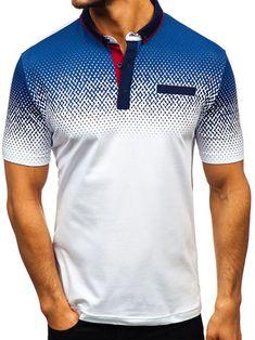 New Men's Fashion Casual Short Sleeve Polo Shirt T-Shirt Summer Slim Fit Polo Tee Shirt Tops Casual T Shirts, Men Casual, Polo Tee Shirts, Men's Polos, Tees, New Mens Fashion, Men's Fashion, Camisa Polo, Slim