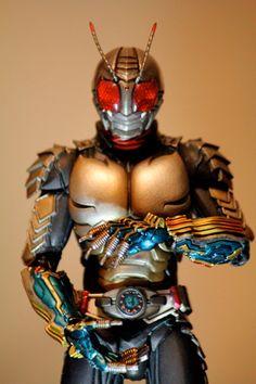 S.I.C.スカイ&スーパー1とか、スーパーロボット超合金ゴーカイ&デカとか : 熊山准のおブログ|KUMAYAMA.com