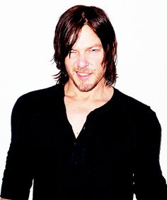 Norman Reedus photographed by Terry Richardson