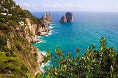 Capri -Faraglioni-