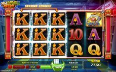 Second chance. Flaming Reels (Video Slot from GameArt)