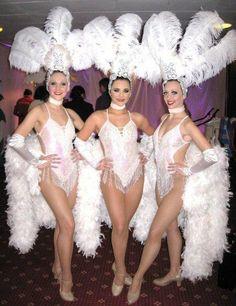 497b6852f White Showgirl Costumes  vegasburlesqueshow