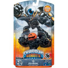 Skylanders Giants - Pumpkin Eye Brawl (Universal)