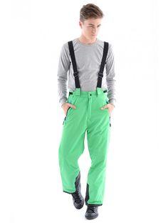 Pánske lyžiarske nohavice - Pánske nohavice - Pánske oblečenie - JUSTPLAY