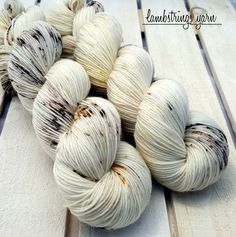 Tralala Sock 4 ply, Hand dyed yarn, SW merino wool, Nylon, 75/25,  463 yds, 100g:  Toasted. by Lambstrings on Etsy