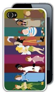 Disney Peter Pan iPhone Case via Etsy BUT GUYS I NEED THIS IN MY LIFE PLEASE